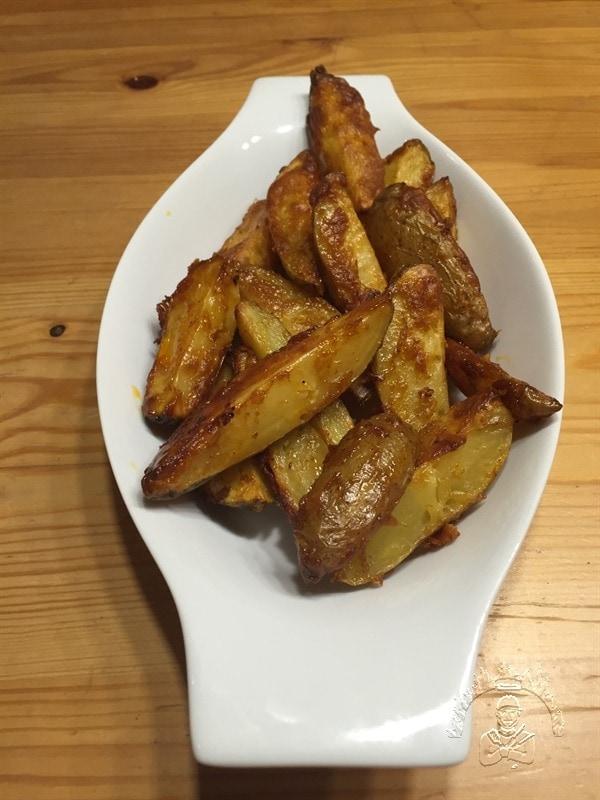 Parmesan Kartoffeln
