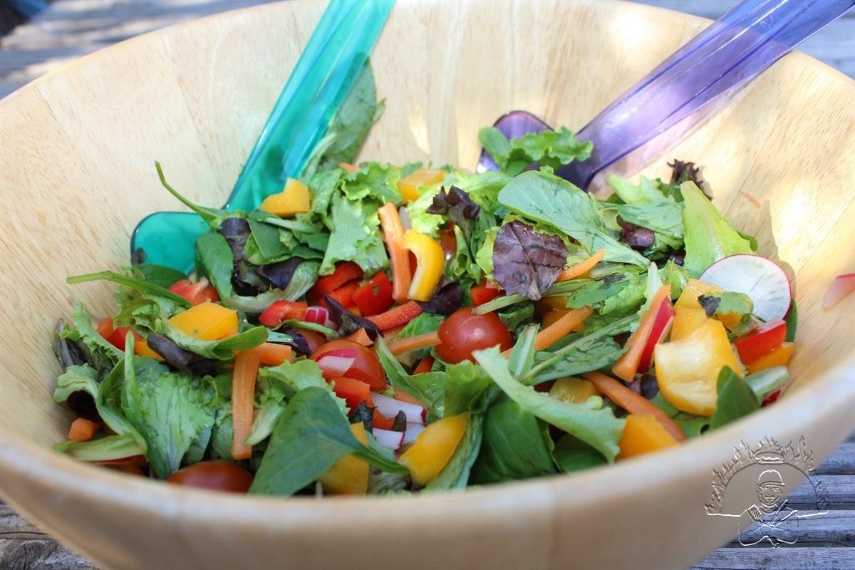 Sandra's Salat