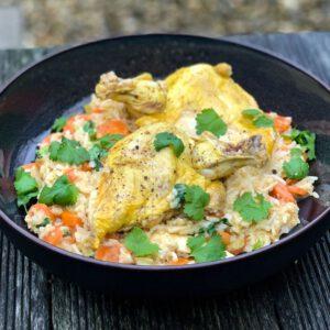 Curry-Reispfanne-mit-Maishähnchen_Titelbild
